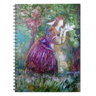 """The Princess And The Birds"" Notebook"