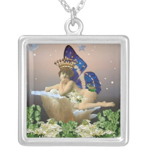 The Princess and the Frog Necklaces