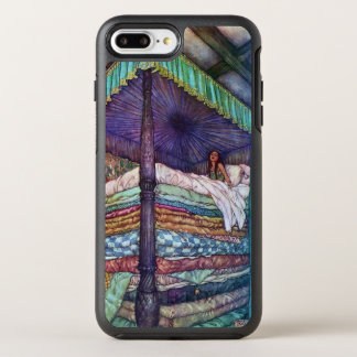 The Princess and the Pea Edmund Dulac Fine Art OtterBox Symmetry iPhone 8 Plus/7 Plus Case