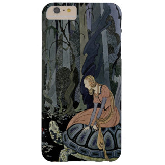 The Princess and the Tortoise Barely There iPhone 6 Plus Case