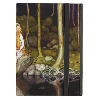 The Princess in the Forest iPad Covers