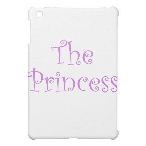 The princess iPad mini cases