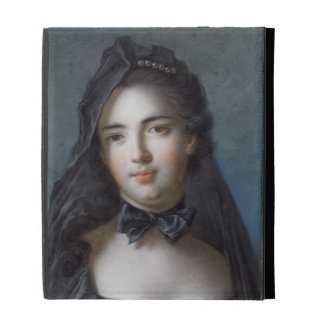 The Princess of Beauveau, nee Sophie Charlotte de iPad Folio Cases
