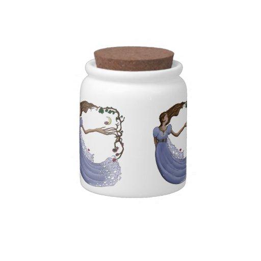 The Princess Candy Jar