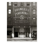 The Princess Theatre, 1910 Post Cards