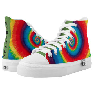 THE PRISMS HIGH TOPS