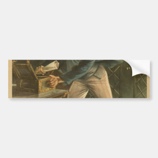The Privateer, 'They say it's Worth a Million' Bumper Stickers