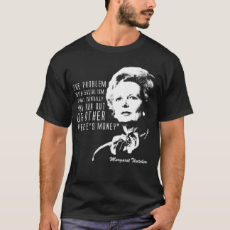 The Problem With Socialism T-Shirt
