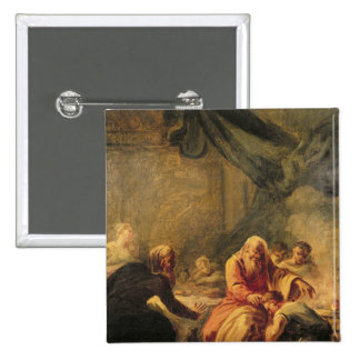 The Prodigal Son 15 Cm Square Badge