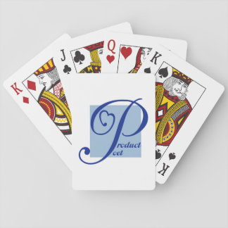 The Product Poet Deck of Cards