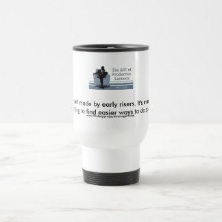 The Productively Lazy Mug