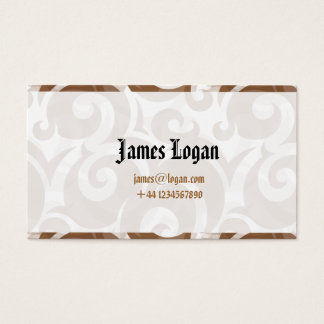 The Professional Artistic Business Card