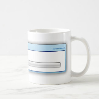 The progress of my career coffee mug