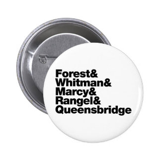 The Projects 6 Cm Round Badge