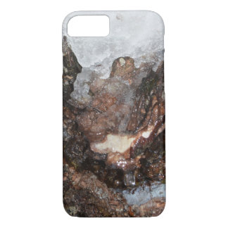 The Promise Of Spring Melting Snow On Bark iPhone 7 Case