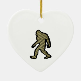 THE PROOF OF CERAMIC HEART DECORATION