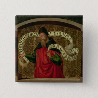 The Prophet Amos, 1535 15 Cm Square Badge