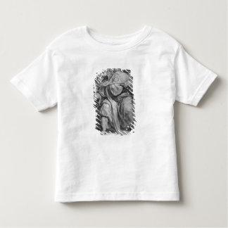 The Prophet Ezekiel, after Michangelo Buonarroti T Shirt