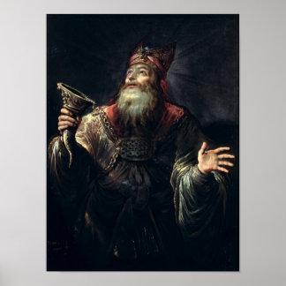 The Prophet Samuel Poster