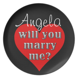 The Proposal Plate