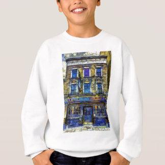 The Prospect Of Whitby Pub Art Sweatshirt