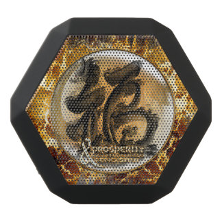 THE PROSPERITY CONNEXION : Art of Chinese Fengshui Black Bluetooth Speaker