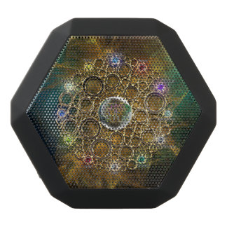THE PROSPERITY CONNEXION : Gems of Fortune Black Bluetooth Speaker