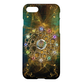 THE PROSPERITY CONNEXION : Gems of Fortune iPhone 8/7 Case