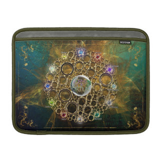 THE PROSPERITY CONNEXION : Gems of Fortune MacBook Sleeve