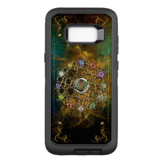 THE PROSPERITY CONNEXION : Gems of Fortune OtterBox Defender Samsung Galaxy S8+ Case