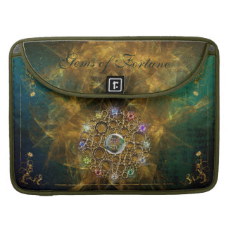 THE PROSPERITY CONNEXION : Gems of Fortune Sleeve For MacBook Pro