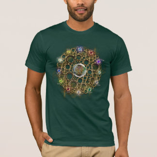 THE PROSPERITY CONNEXION : Gems of Fortune T-Shirt