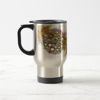 THE PROSPERITY CONNEXION : Gems of Fortune Travel Mug