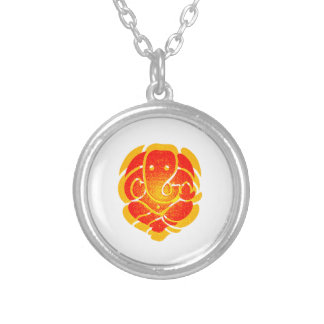 The Prosperous One Silver Plated Necklace