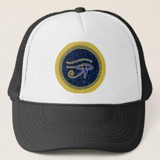 The Protective Eye Of Horus Trucker Hat