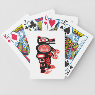 The Protective One Bicycle Playing Cards