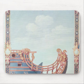 The Prow of 'Le Soleil Royal' Mouse Pad