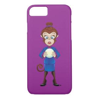 The Psychic Drunk Monkey iPhone Case