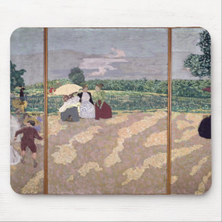 The Public Gardens Mouse Pad