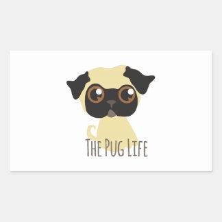 The Pug Life Sticker