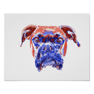 The Puggle Poster