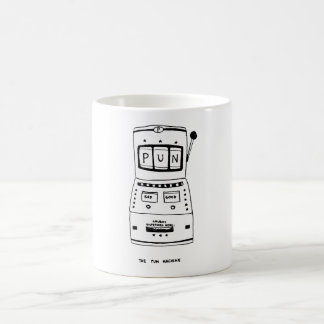 The Pun Machine Coffee Mug