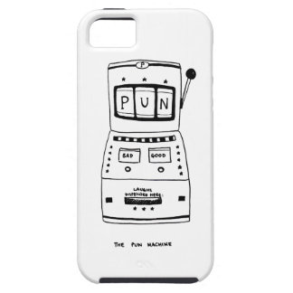 The Pun Machine iPhone 5 Covers