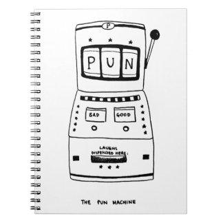 The Pun Machine Notebook