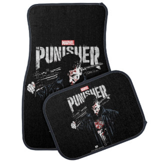The Punisher | Jon Quesada Cover Art Car Mat