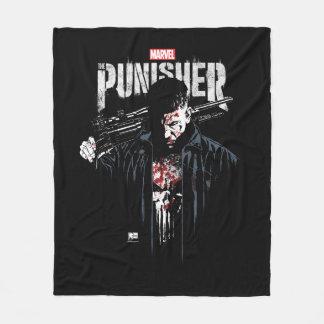 The Punisher | Jon Quesada Cover Art Fleece Blanket