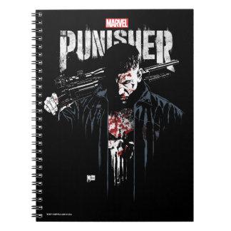 The Punisher | Jon Quesada Cover Art Notebooks