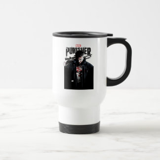 The Punisher | Jon Quesada Cover Art Travel Mug