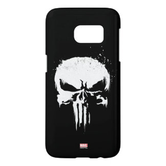 The Punisher | Painted Skull Logo