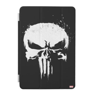 The Punisher | Painted Skull Logo iPad Mini Cover
